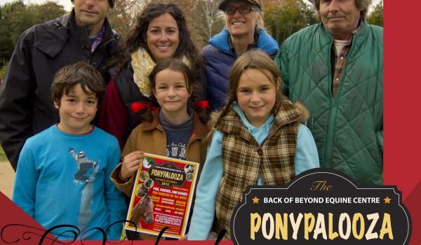 Ponypalooza Thank You